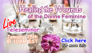 Healing the Wounds of the Divine Feminine