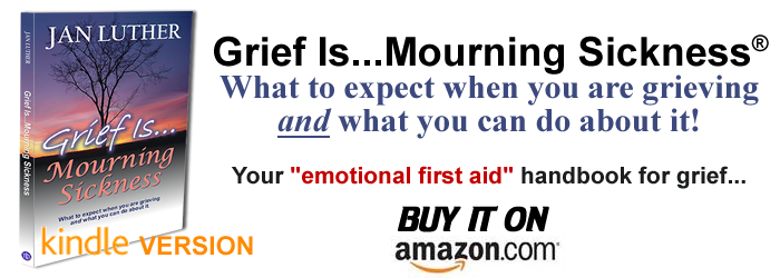 Grief Is Mourning Sickness-Amazon-Kindle1