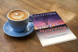 Grief Is Mourning Sickness from Jan Luther