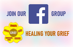 Healing Your Grief Facebook Group