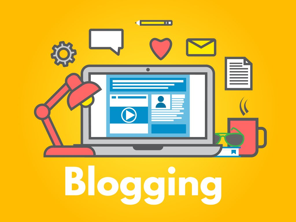Blogging for dental marketing