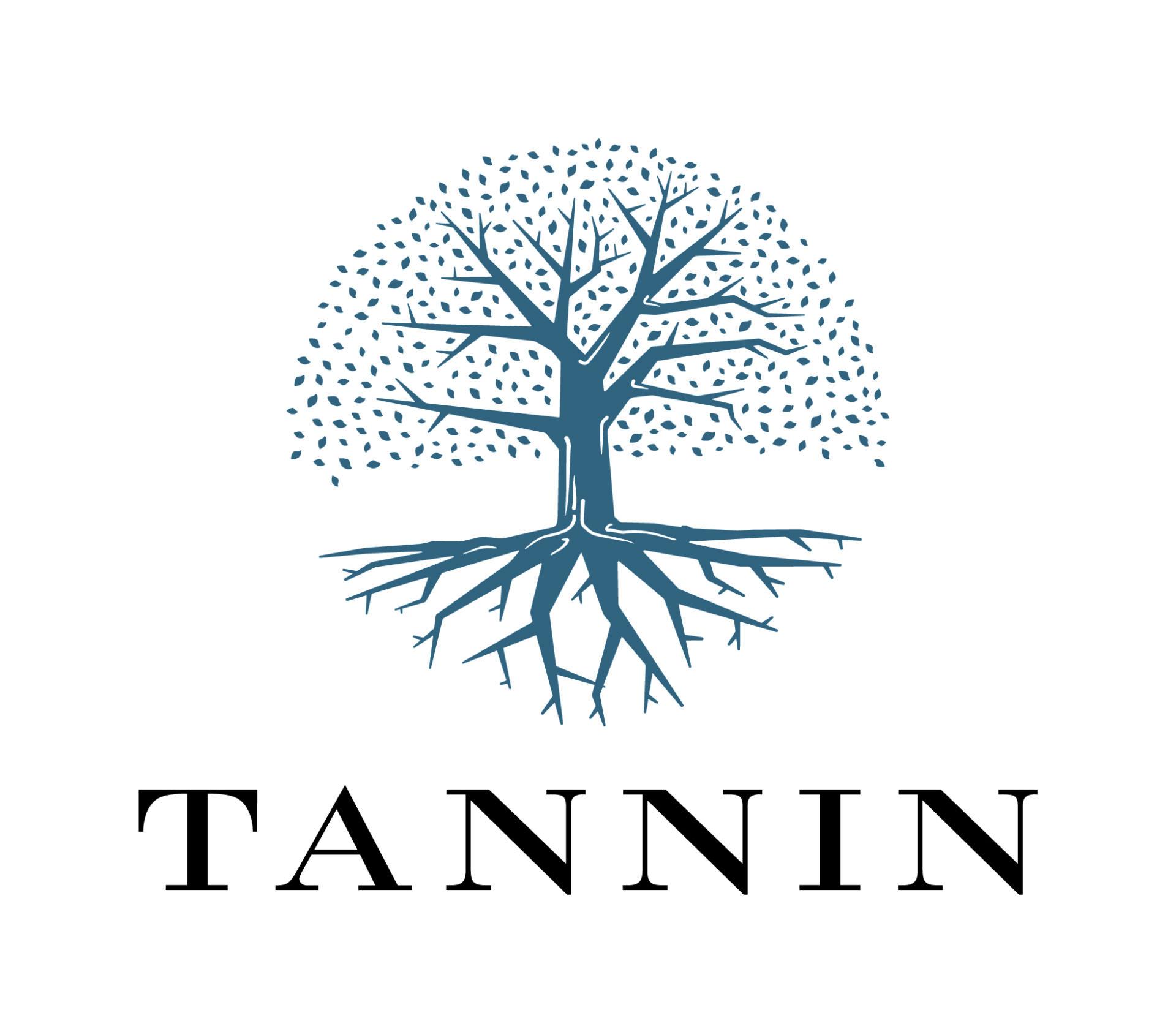 Tannin Logo_Stacked_CMYK