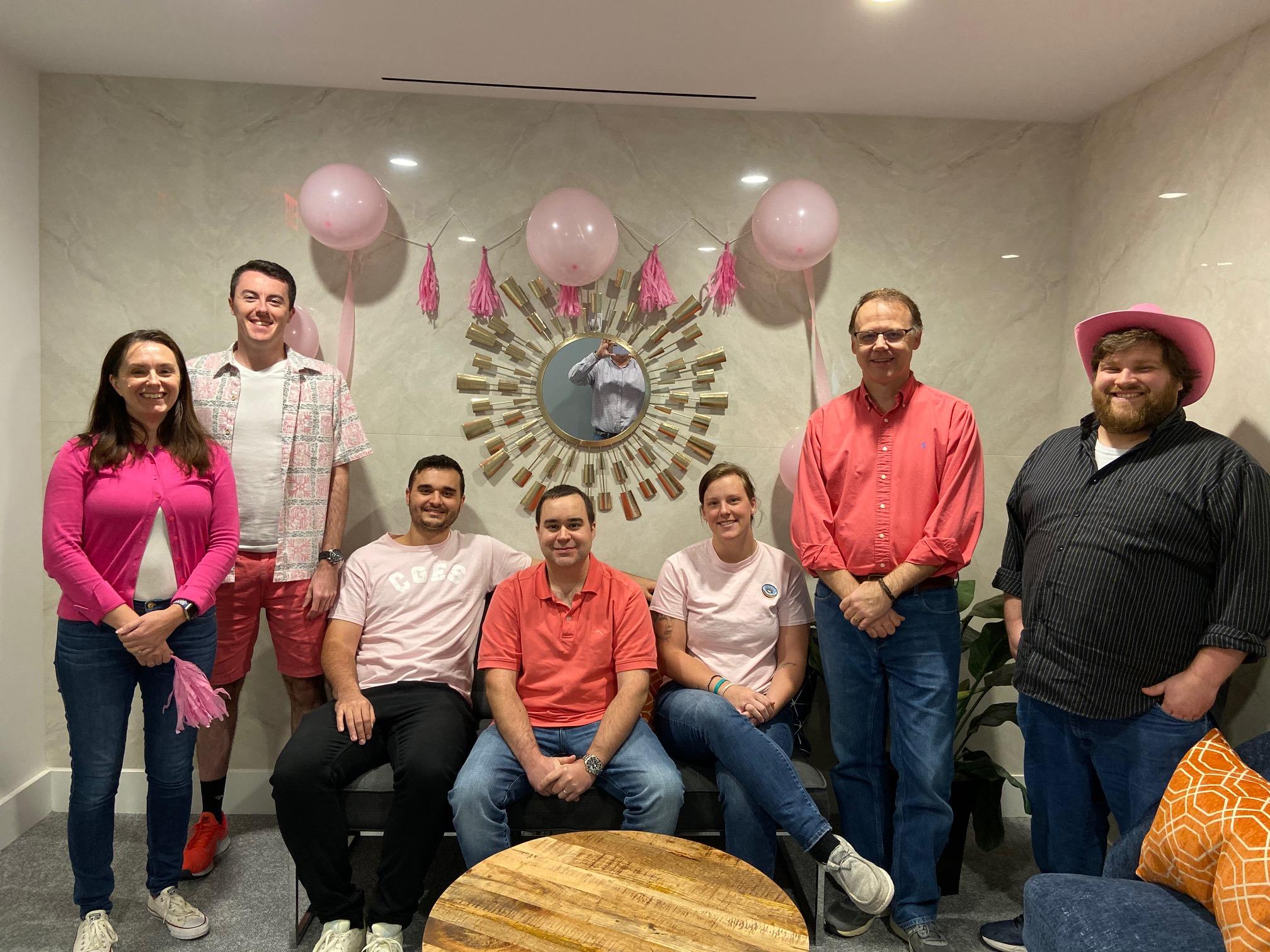Virginia Office Celebrates Breast Cancer Awareness