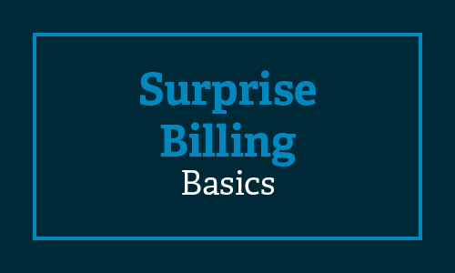 surprise billing basics