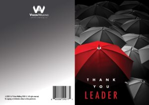 Leader Greeting Card (5×7)