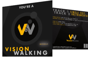 You're a Vision Walking sung by Yung Sprag [CD Single]