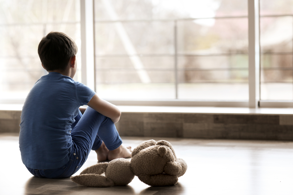 social distancing effects on kids