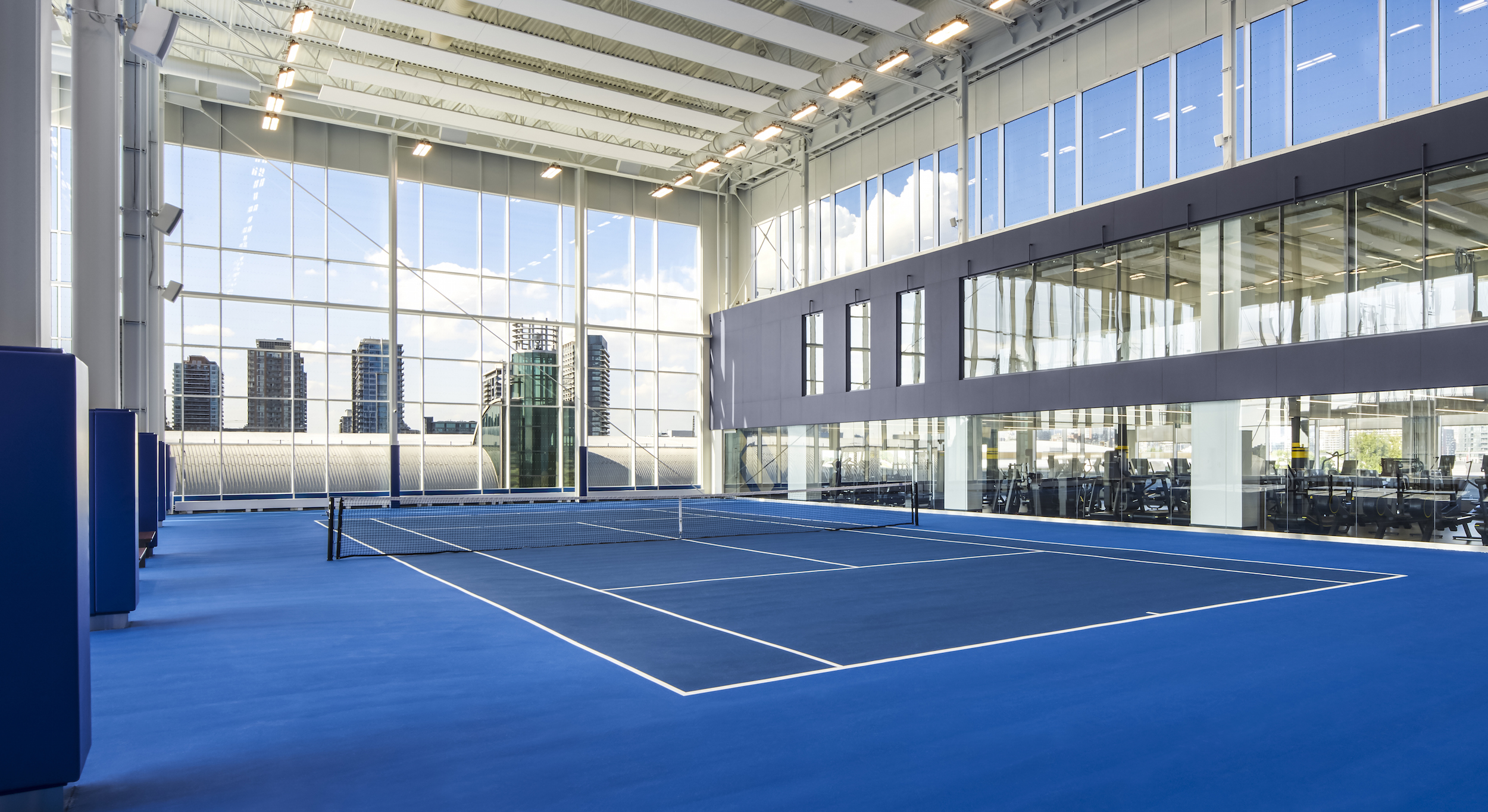 10XTO 4th Floor Tennis Courts