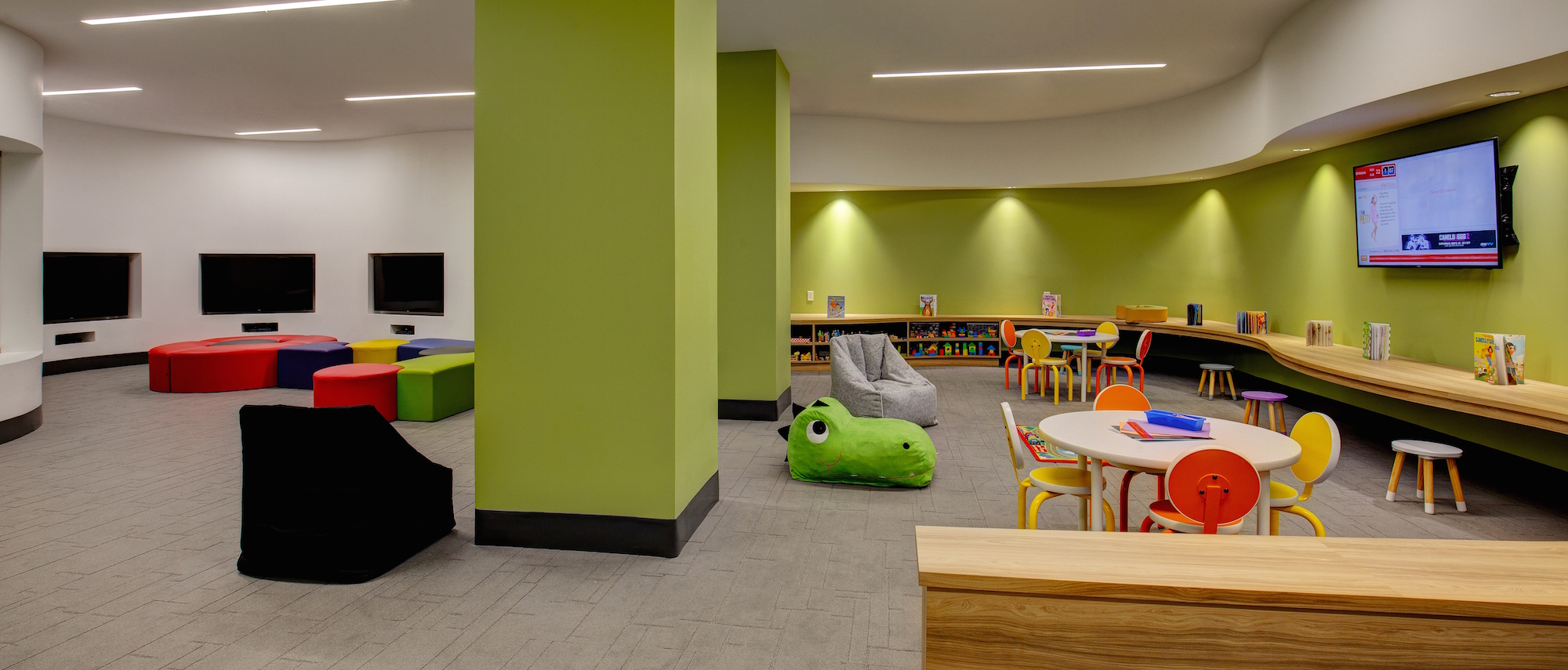 Kids Play Centre at 10XTO