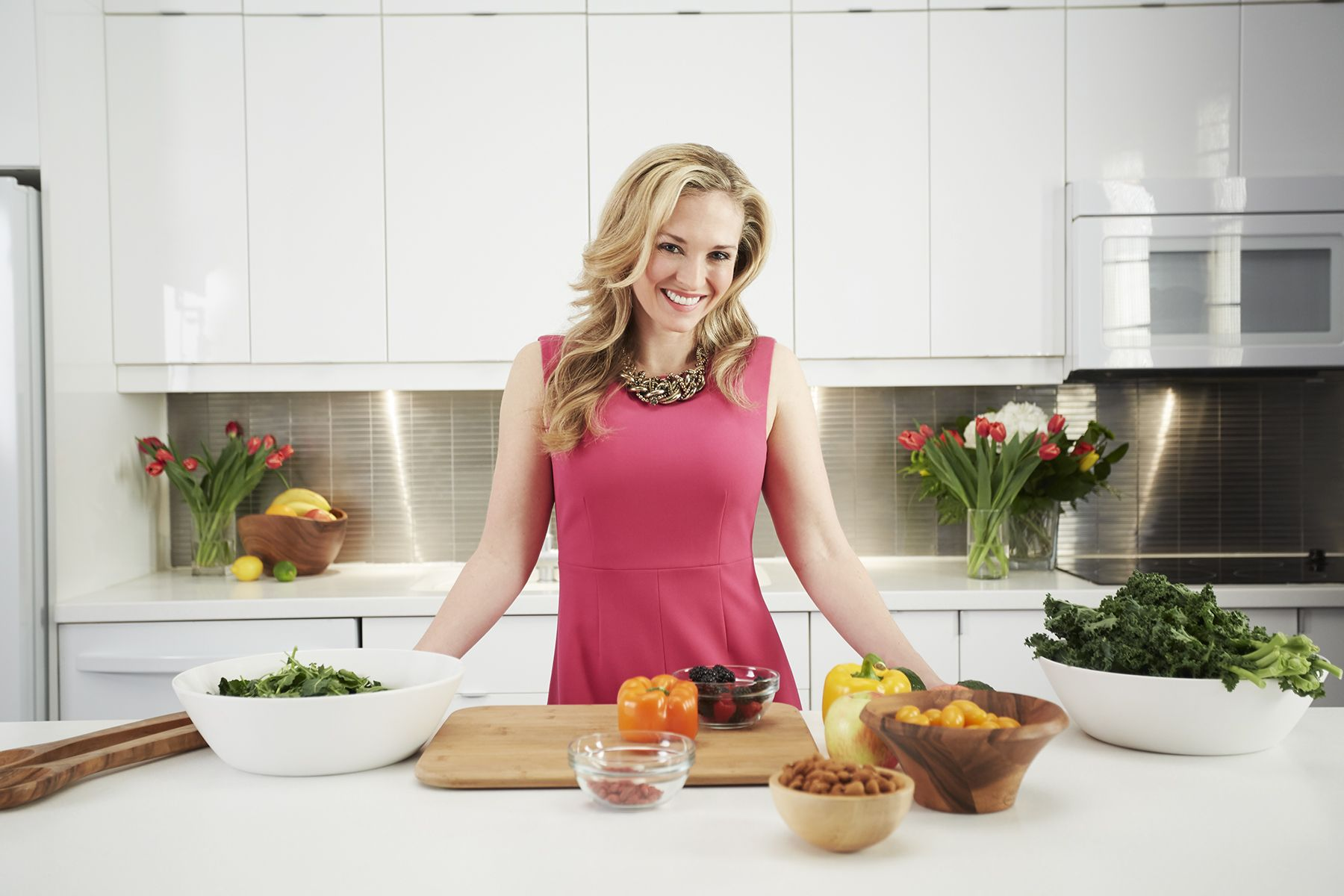 Award-winning Nutritionist and Author Ciara Foy