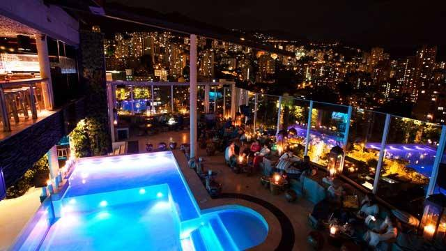 Rooftop at Envy, photo courtesy of Envy Rooftop