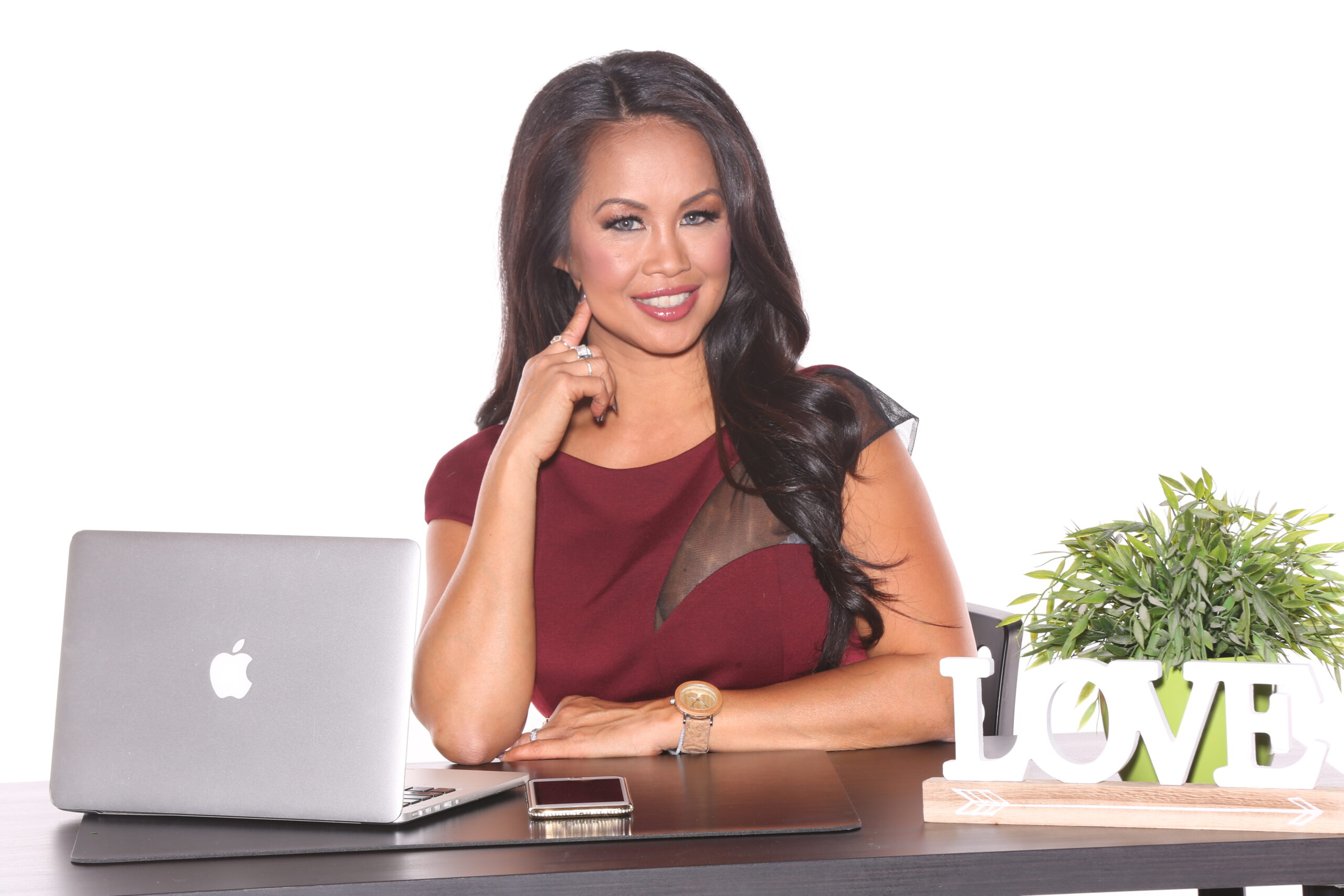 Relationship and Online Dating Expert, Celebrity Matchmaker, Carmelia Ray