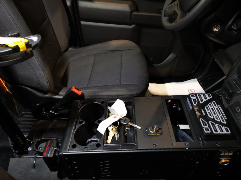 Toughbox Console from Ram Mounts