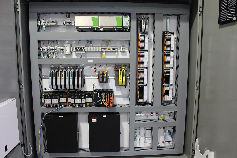 DeltaV Distributed Control System (DCS)