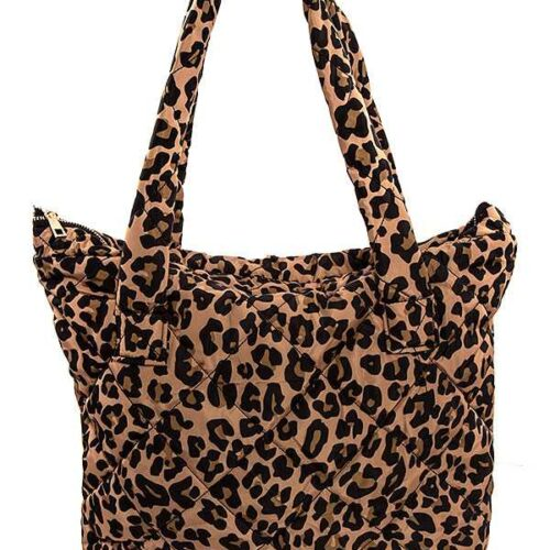 Animal Print Fashion Tote Bag