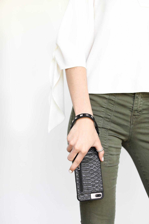Vanessa Phone Case Wristlet