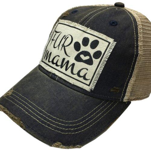 """""""FUR mama"""" Trucker Hat"""