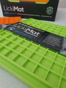 LickiMat Playdate Mat Pad Green