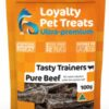 Packet of Tasty Trainers Pure Beef Dog Training Treat