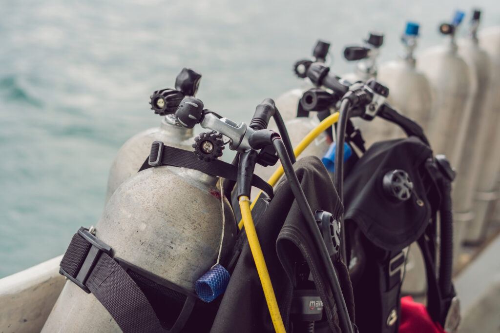 Safe CO2 Levels for Divers
