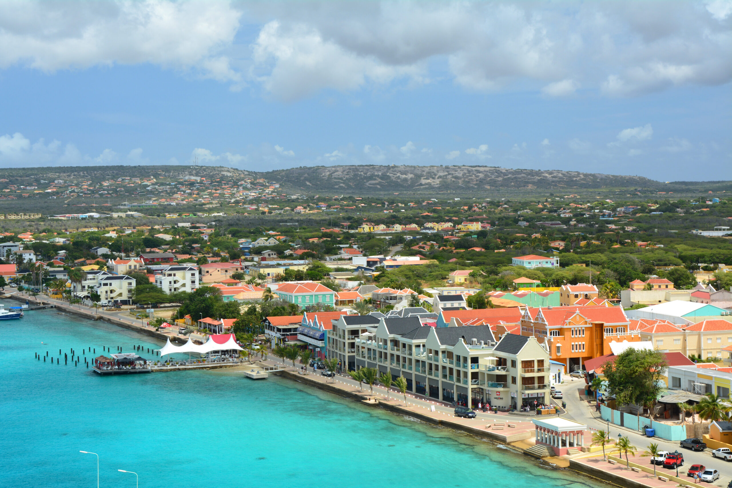 SCUBA trip to Bonaire staying at Sand Dollar Resort