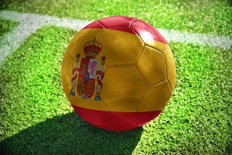Soccer History Spain