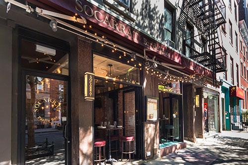 Socarrat Paella Bar NYC Chelsea location