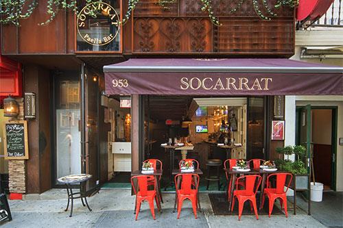 Socarrat Paella Bar NYC Midtown East location