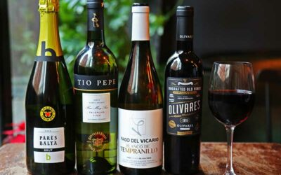 Pairing Spanish Wines for this Season