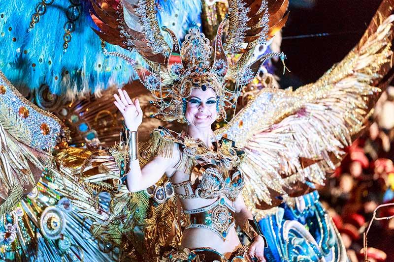 Spanish carnival season is here