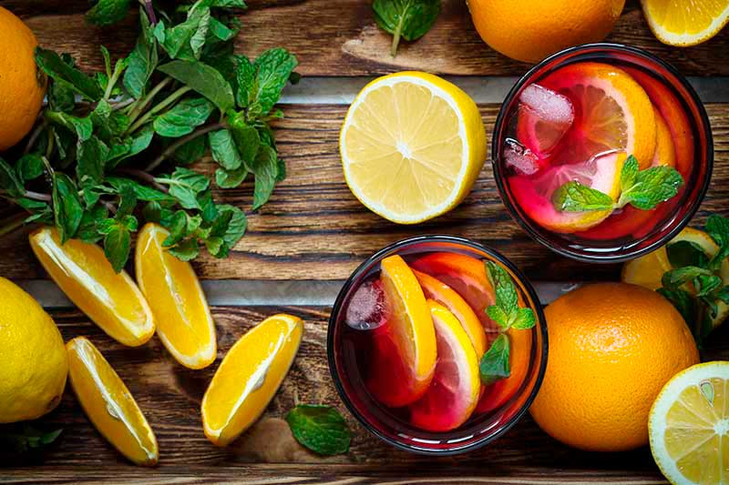 How to prepare Spanish Sangria