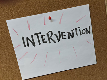 Intervention services