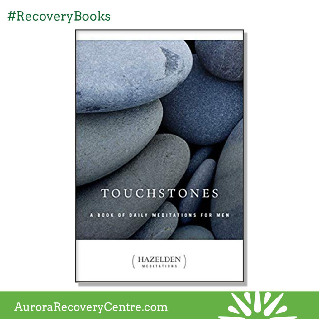Touchstones - A book of daily meditations for men