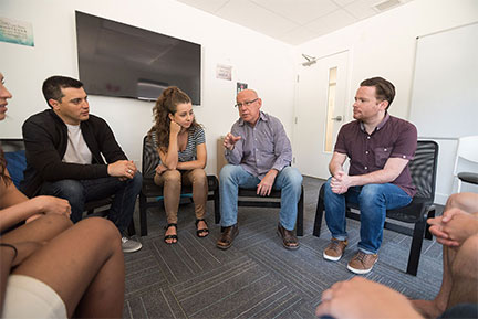 arc counselling outpatient services