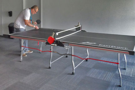 arc gaming ping pong