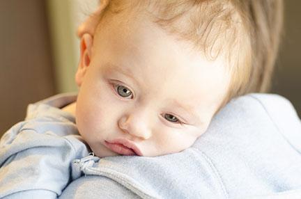 babies addicted crystal meth