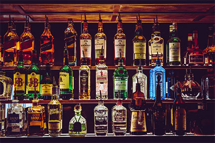 bar alcohol substance addiction