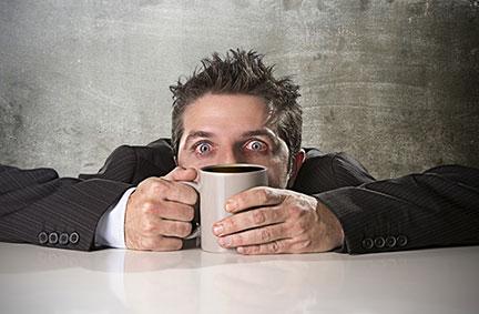 caffeine addiction