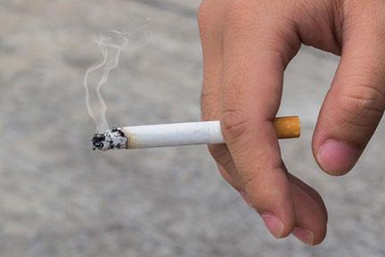 cigarettes addicting