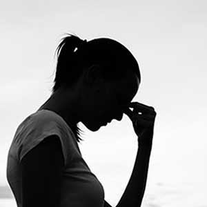 does depression hurt