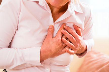 does stress cause heart attacks