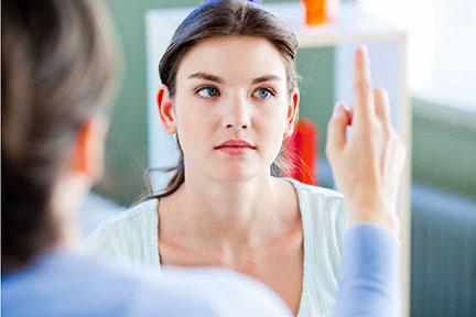 emdr eye movement desensitization reprocessing treatment