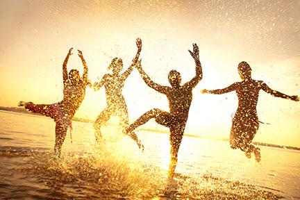 have fun during summer sober