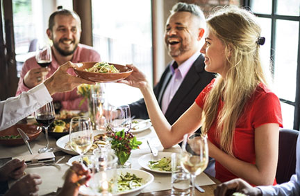 holiday meals eating disorder