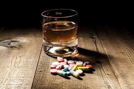 lethal combination prescription drugs alcohol
