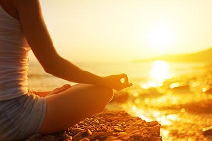 meditation mindfulness rest