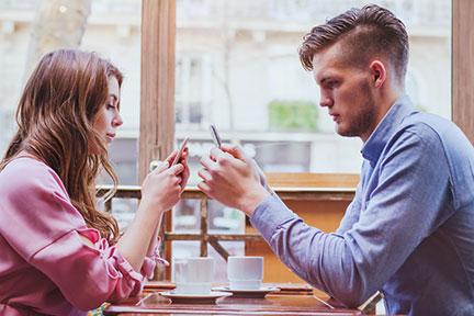online dating recovery self-esteem