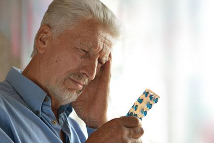 people abusing prescription drugs