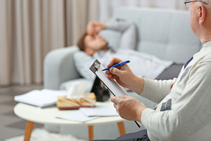 psychiatrist treatment fentany crisis