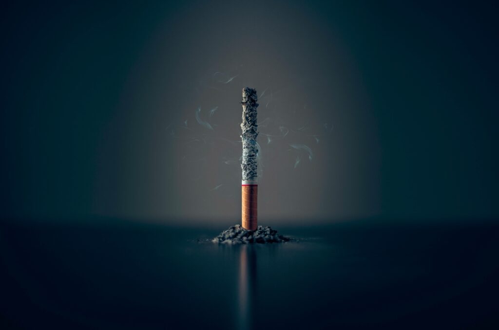 quitting fallback addiction cigarettes